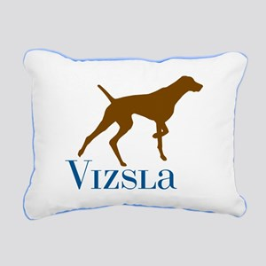 Vizsla Rectangular Canvas Pillow