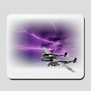 P 38 Lightning Mousepad