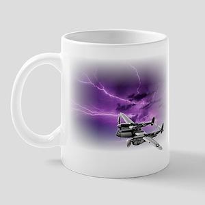 P 38 Lightning Mug