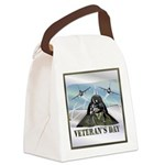 veteransday Canvas Lunch Bag