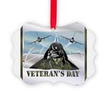 veteransday Picture Ornament