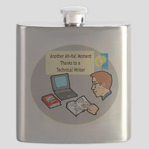 TWriterAhHa Flask