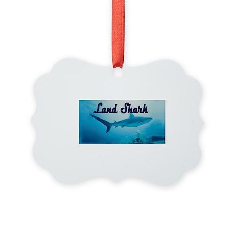 LandSHARK100 Picture Ornament