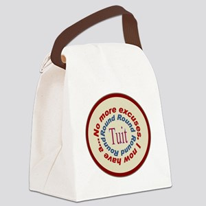 3-round tuit2 Canvas Lunch Bag