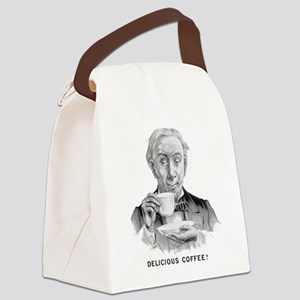 delicious_coffeeFramed Canvas Lunch Bag