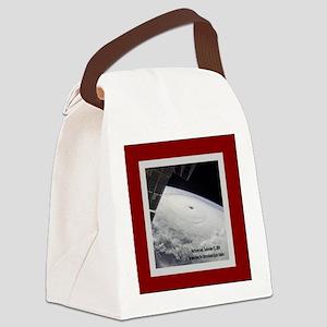 HurricaneIvan Canvas Lunch Bag