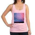 Pretty sunsetShirt.png Racerback Tank Top