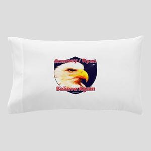 Romney / Ryan - Believe Again Pillow Case