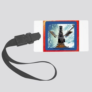 sts103_713_048Hubble Large Luggage Tag