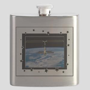 internatl spacestation3a Flask