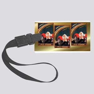 MeteorCoupeCard Large Luggage Tag