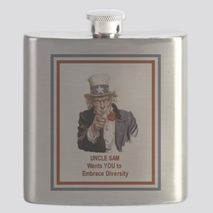 UncleSamOPenMind Flask