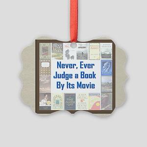 bookvsmovie Picture Ornament