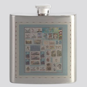 stamps Flask