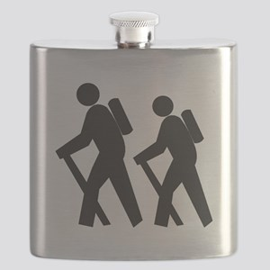 hiking_BW Flask