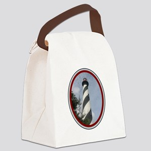 St Augustine lite2 Canvas Lunch Bag