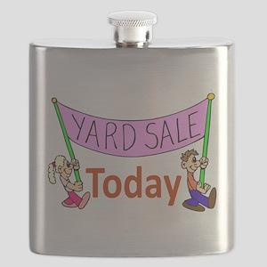 GarageSaleSign Flask