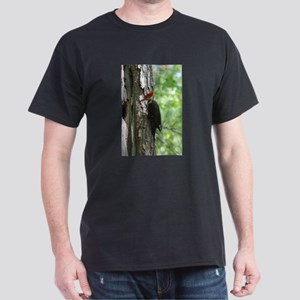 Pileated Woodpecker Dark T-Shirt