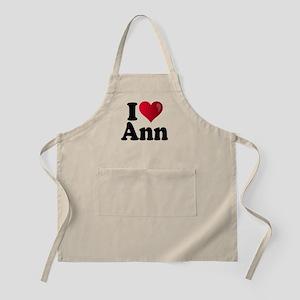 I Heart Ann Romney Apron