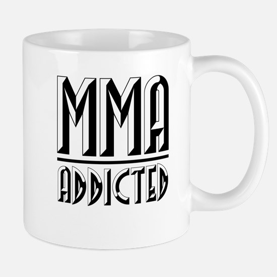MMA Addicted 2 Mug