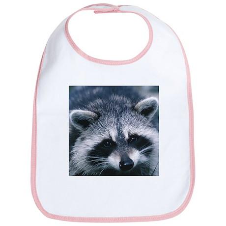 Cute Raccoon Bib