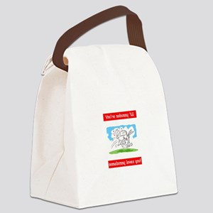 FIN-somebunny-loves-you Canvas Lunch Bag