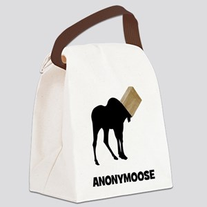 Anonymoose Canvas Lunch Bag