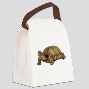 FIN-box-turtle Canvas Lunch Bag