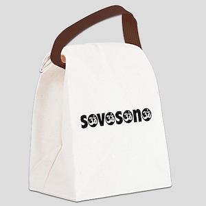 Savasana Canvas Lunch Bag