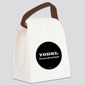 Yodel Canvas Lunch Bag