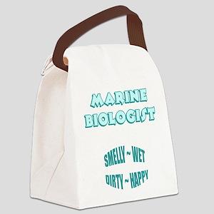 marine-biologist-FI... Canvas Lunch Bag