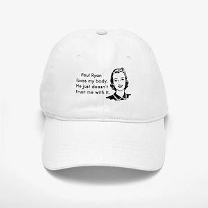 Paul Ryan Loves My Body Cap