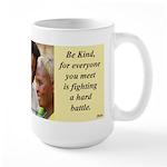 'Be Kind' Large Mug