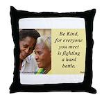 'Be Kind' Throw Pillow