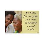 'Be Kind' Rectangle Magnet (10 pack)