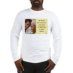 'Be Kind' Long Sleeve T-Shirt