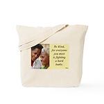 'Be Kind' Tote Bag