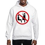 Reserved seat Hooded Sweatshirt