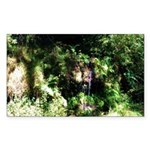 Island Forest Sticker (Rectangle 50 pk)