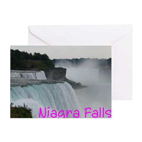 NIAGRA FALLS X™ Greeting Cards (Pk of 20)