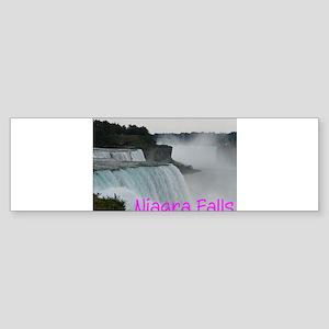 NIAGRA FALLS X™ Sticker (Bumper)