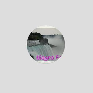 NIAGRA FALLS X™ Mini Button