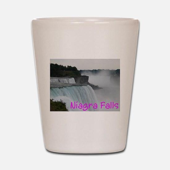 NIAGRA FALLS X™ Shot Glass