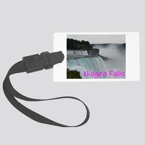 NIAGRA FALLS X™ Large Luggage Tag