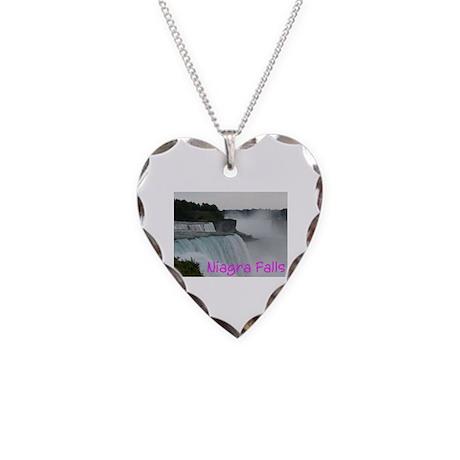 NIAGRA FALLS X™ Necklace Heart Charm