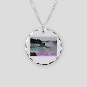 NIAGRA FALLS X™ Necklace Circle Charm