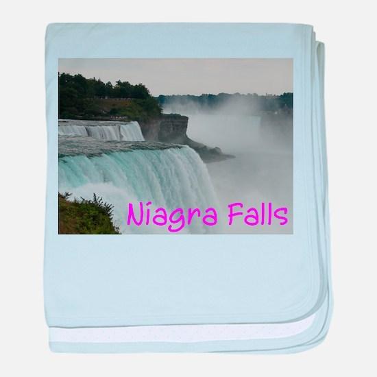 NIAGRA FALLS X™ baby blanket