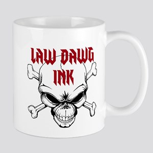 law dawg 3 Mug