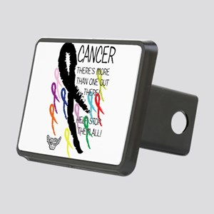 Cancer more than one Rectangular Hitch Cover