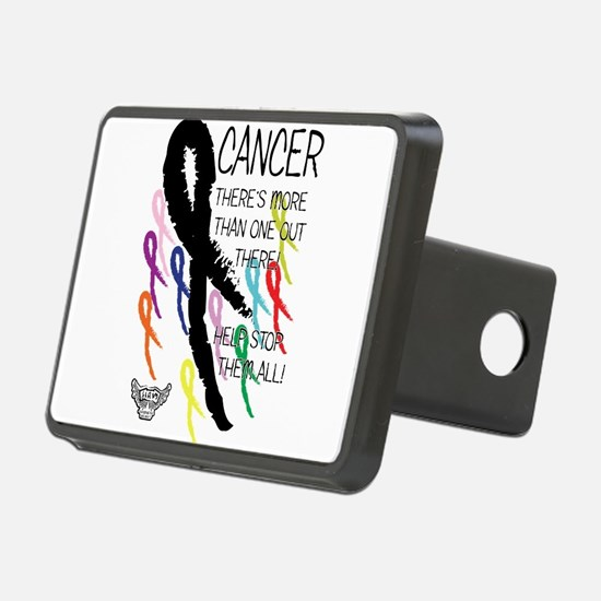 Cancer more than one Hitch Cover